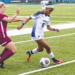 UU women post shutout in home finale