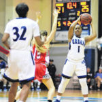 Blue Knight women rally to win