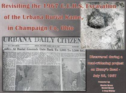 The <em>Daily Citizen</em> did a story-photo spread of the 1967 excavation of an ancient burial site discovered during a road project on Muzzy&#8217;s Road.