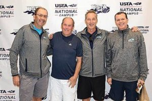 55's men's tennis team has 6-6 record