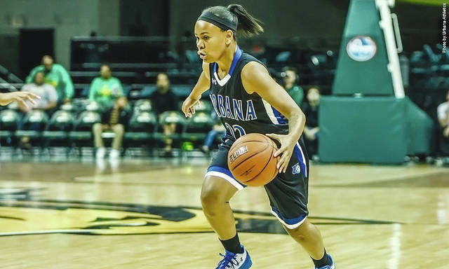 UU's Stefanie Davis (pictured) will be leading the Blue Knights in their home opener Saturday versus UVa-Wise at 2 p.m. The UU men's team will take on Wise in the second game at 4 p.m.