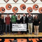 Mary Rutan supports WL-S Field House project