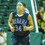 UU's Hudson notches double-double in loss