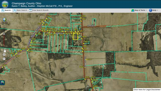 Mechanicsburg Ohio Map.Update Male Dead Female Critically Injured After Shooting Incident