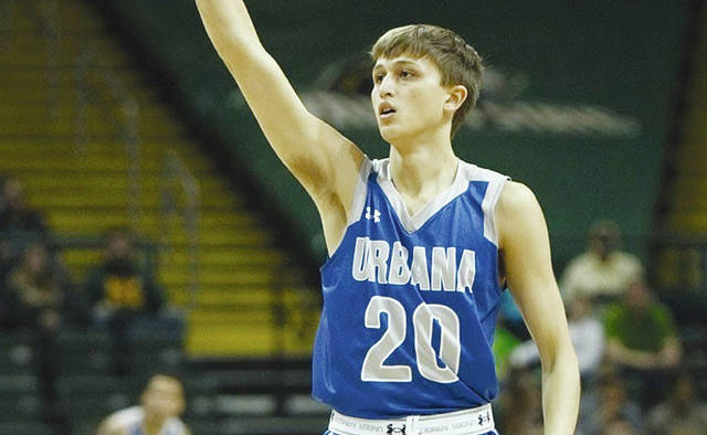 UU's Ethan Snapp (pictured) scored 13 points in a 95-69 loss to Southern Indiana.