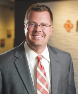 Memorial Health's Chip Hubbs receives national recognition