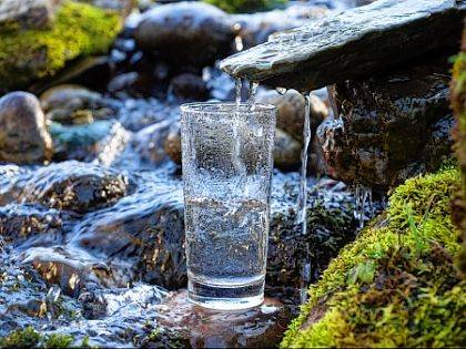 The CDC warns that water that looks pure, but is untreated, can be contaminated with bacteria, viruses, parasites and chemical contaminants.