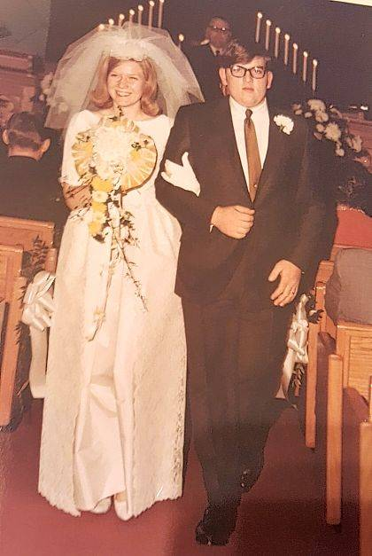 Mr. and Mrs. Bob Davis