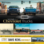 100 Years of Chevrolet Trucks