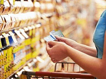 Choose your grocery store wisely. Check coupons and ads to see which store may have the items on your list on sale or offered at a discount.