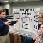 Students head for regional History Day contest