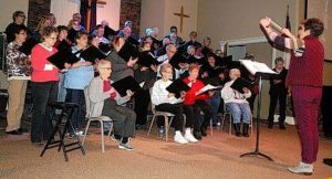 Urbana United Methodist to present Easter Cantata