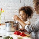 Getting kids to adopt healthy eating habits