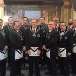 Harmony Lodge hosts Annual Inspection