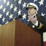 Graham grad commands Navy group