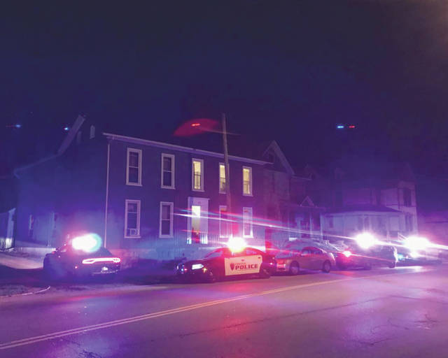 The Urbana Police Division conducted a drug raid Tuesday at a South Main Street residence. One man was taken into custody and several other adults were interviewed as part of police's investigation.