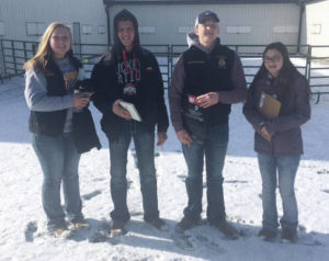 Mechanicsburg livestock and dairy teams to compete in State Finals