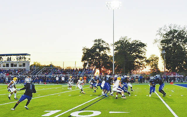 The Urbana University spring football game will be held today at 7 p.m. Admission to the game is free. Food trucks will also be on hand beginning at 5 p.m.