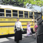 3rd graders learn about the 'old days' at museum