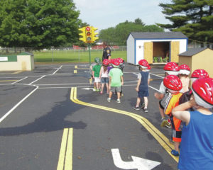 Registration for annual Safety Town open