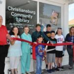 Library opens in Christiansburg