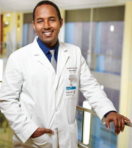 Tedros Andom, MD, will discuss hernias and their remedies at a free seminar at Mercy Health-Urbana Hospital on July 11.