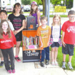 After school art leads to lending libraries