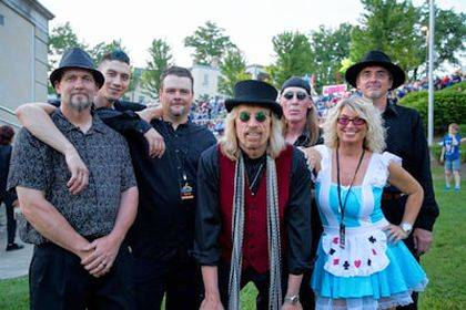King's Highway, A Tom Petty Tribute Band will perform at 7 p.m. Wednesday, July 4, at Grimes Field. One of five free summer concerts in a series presented by the Champaign County Arts Council, this concert also is a part of a day and evening full of activities at Grimes Field that will conclude with fireworks at dusk. Visitors are invited to bring lawn chairs and/or blankets for the concert and fireworks.