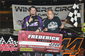 Smith wins Frederick Classic