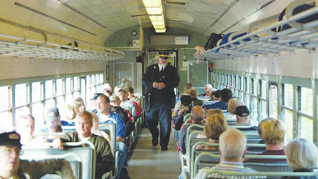 The Champaign County Preservation Alliance train trip on Oct. 14 is a step back in time to when the railroads were the champions of travel.